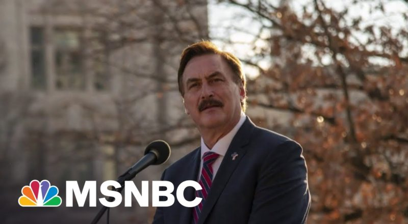 Why The MyPillow Guy Could Be Dangerous To Democracy 7
