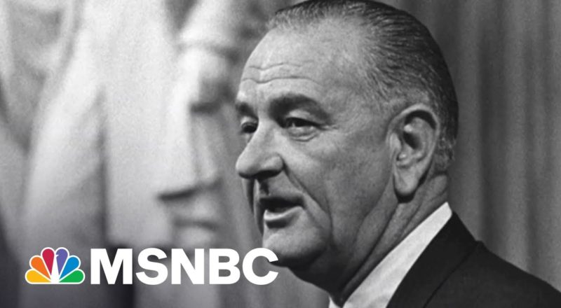 Doris Kearns Goodwin: LBJ Signing Of Voting Rights Act An 'Emotional Moment' 1