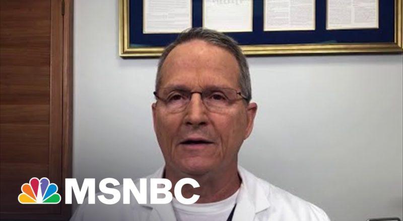Florida Coronavirus Hospitalizations Hit An All-Time High 1