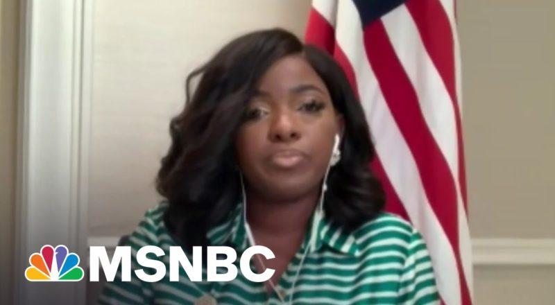 TX Rep. Jasmine Crockett Confiding In Gaining Voting Rights 1
