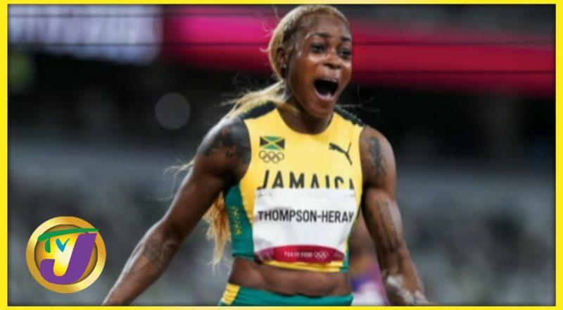 Psychological Pressure & The Pro Athletes | TVJ Smile Jamaica 1