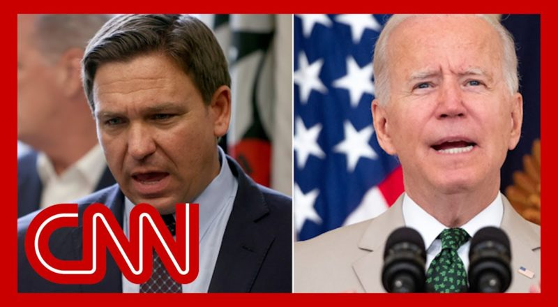 DeSantis fires back at Biden with 'low blow' in escalating war of words 1