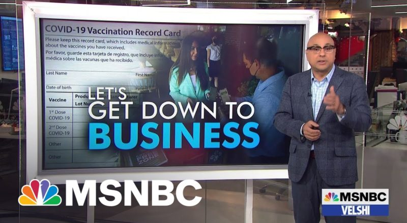 Velshi: Let's Get Down To Business! 1