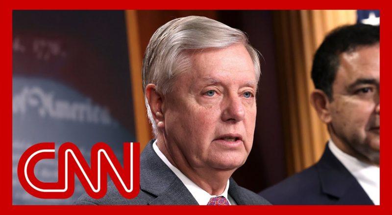 Sen. Lindsey Graham tests positive for Covid-19 1