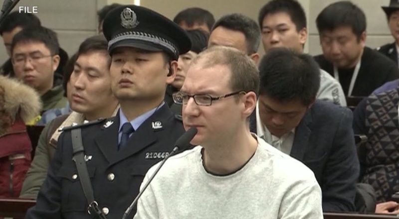 'Warning shot from China': Canadian Robert Schellenberg's appeal of death sentence rejected 1