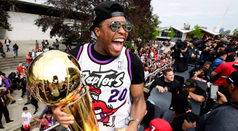 Kyle Lowry taking his talents to South Beach, joins the Heat 1