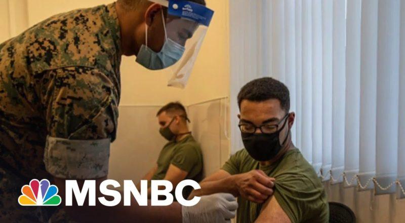 Gen. Barry McCaffrey On U.S. Military Covid Vaccine Mandate 1