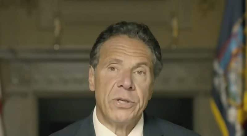 'I never touched anyone': N.Y. governor denies allegations 1