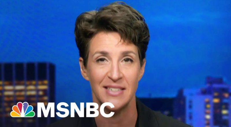 Watch Rachel Maddow Highlights: August 9th | MSNBC 3