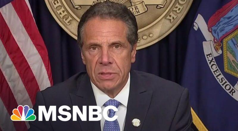 N.Y. Gov. Andrew Cuomo Announces Resignation Amid Harassment Claims 2