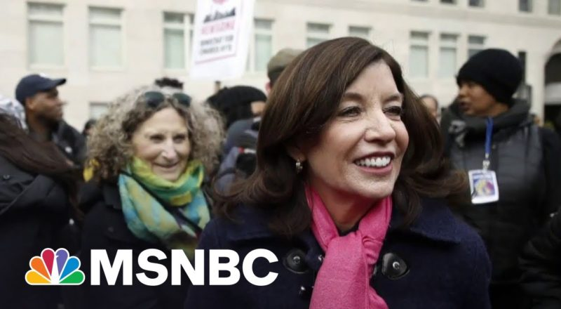 Who Is Kathy Hochul? Democrat To Become New York's First Female Governor 1