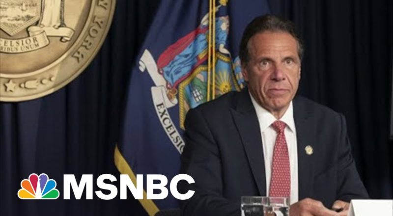 As Cuomo Resigned, 'We Heard People Clapping, Cheering' 1