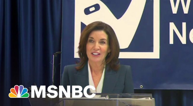Hochul Poised To Lead New York, A Rare Exception To State's Gross, Creepy Political Legacy 1