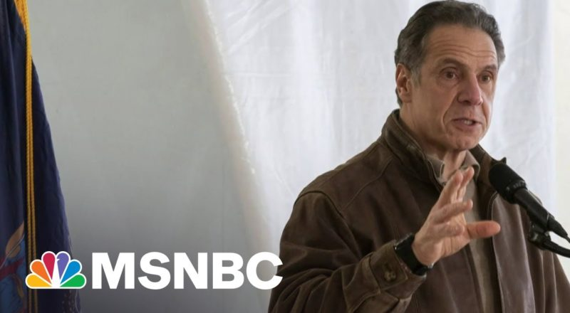 New York Governor Andrew Cuomo Resigns 5