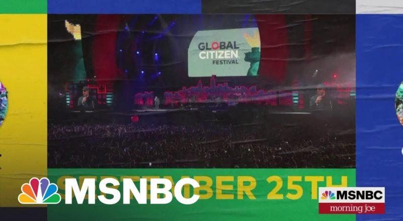 Ed Sheeran, Coldplay, Billie Eilish Set For Global Citizen Live 2021 1