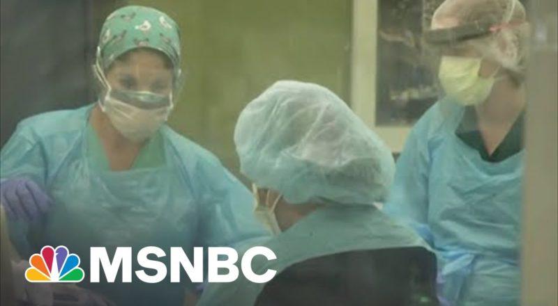 Mississippi ICU Nurse: 'We Need Help' As Covid Cases Surge 7