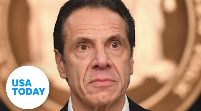 NY Gov. Andrew Cuomo resigns after accusations of sexual harassment   USA TODAY 1