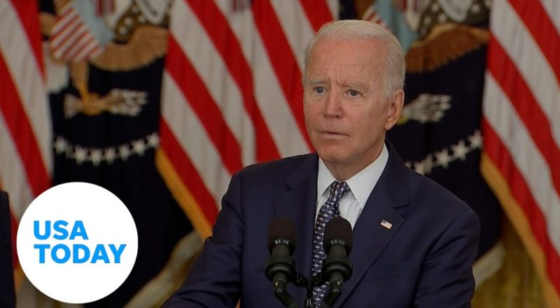 Biden responds to Cuomo resigning amid sexual harassment scandal | USA TODAY 3
