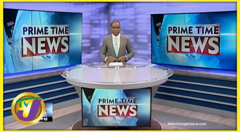Jamaican News Headline   TVJ News - August 5 2021 1