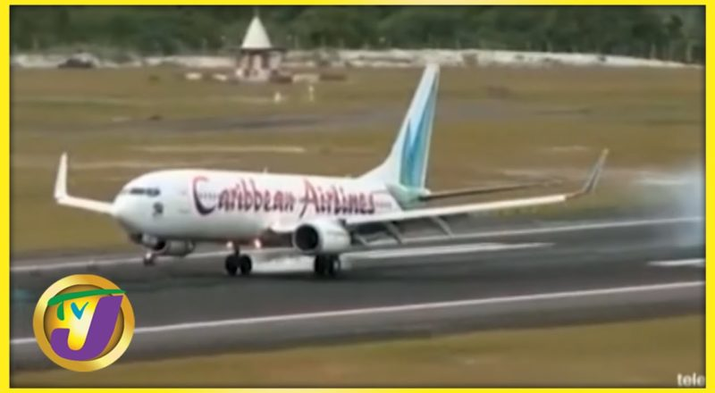 42 Jamaican Based Workers Laid off by Caribbean Airlines | TVJ Business Day - August 5 2021 1