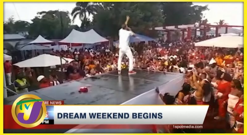 Dream Weekend Party During Covid   TVJ News - August 6 2021 1