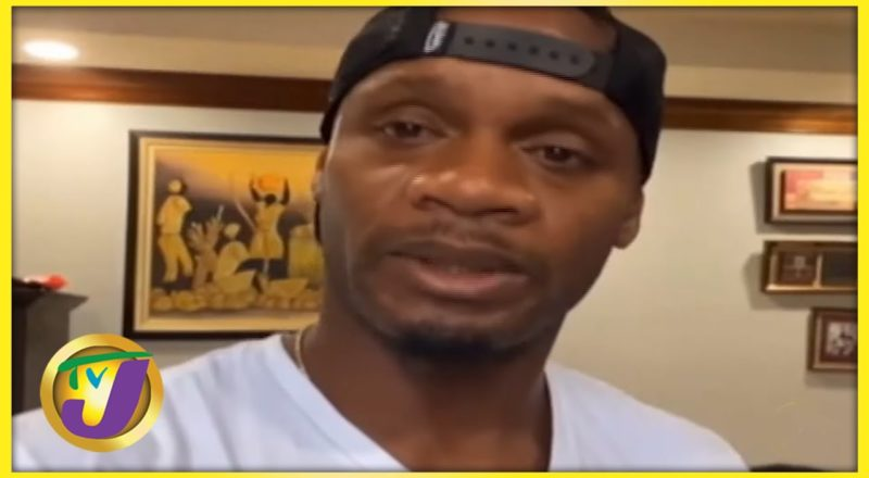 Asafa Powell | TVJ Sports Commentary - August 6 2021 1