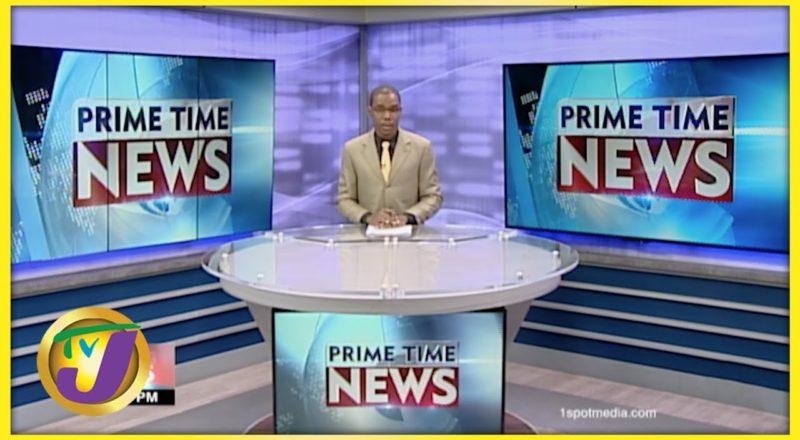 Jamaican News Headlines   TVJ News - August 6 2021 1