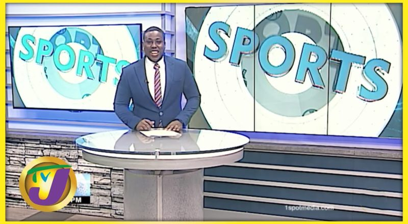 Jamaican Sports News Headlines - August 8 2021 1