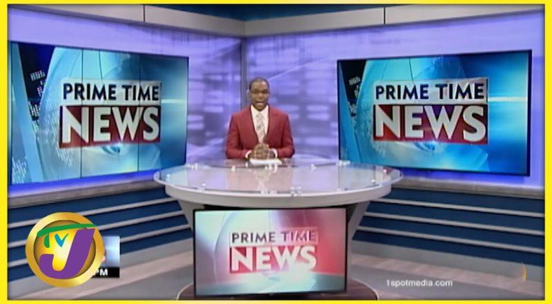 Jamaican News Headlines   TVJ News - August 8 2021 1