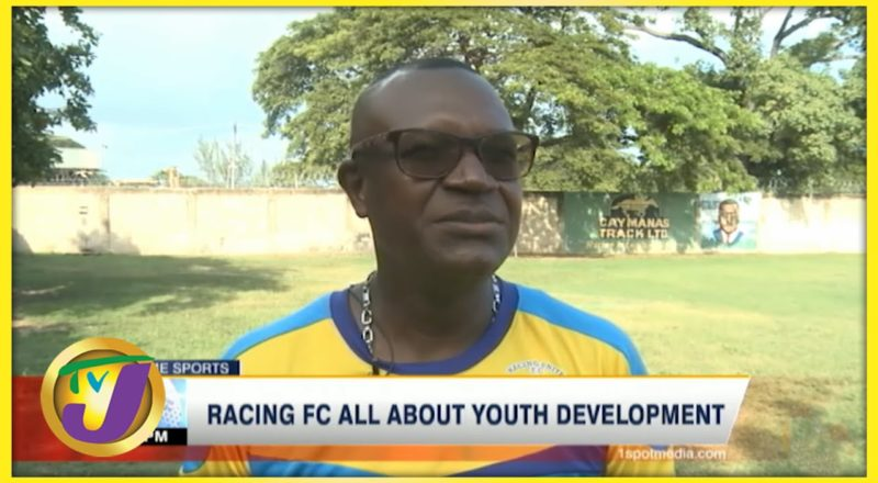 Racing FC All About Youth Development - August 8 2021 1