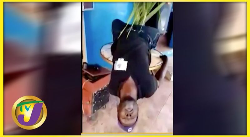 Last Dance - Man Fall to His Death | TVJ News - August 7 2021 1