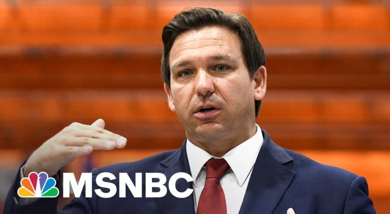 DeSantis Challenger Fried: Florida Gov. Has Handcuffed Authorities In COVID Fight 1