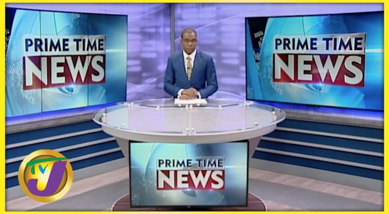 Jamaican News Headlines | TVJ News - August 7 2021 1