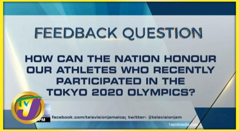 Feedback Question   TVJ News - August 9 2021 1