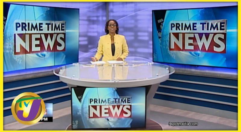 Jamaican News Headlines   TVJ News - August 9 2021 1
