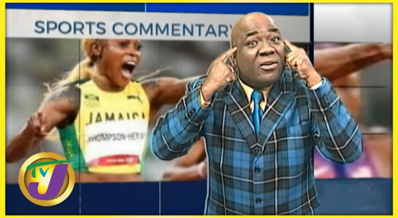 Post Olympics Drama | TVJ Sports Commentary - August 9 2021 1