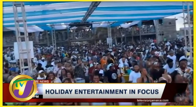 Holiday Party Chaos | TVJ News - August 9 2021 1