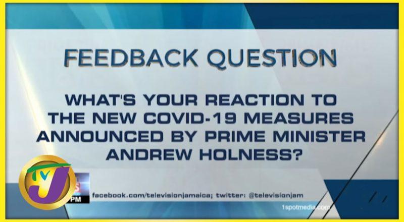 Feedback Question | TVJ News - August 10 2021 1