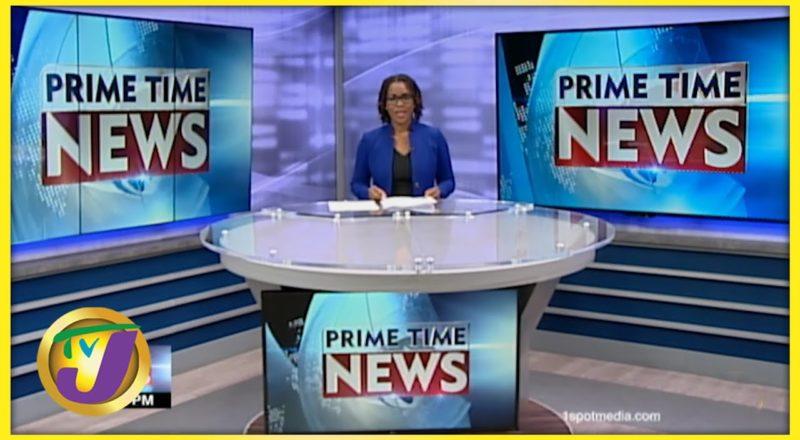 Jamaican News Headlines | TVJ News - August 10 2021 1