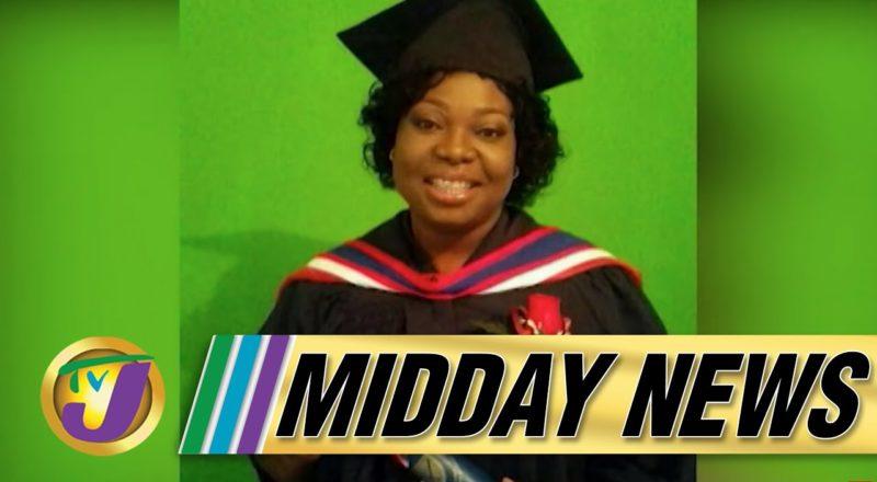 Covid Kills Jamaican Nurse   Make Back to School Preparations   TVJ Midday News - August 11 2021 1