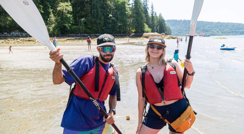 Meet the couple who won 'the best summer job in Canada' 1