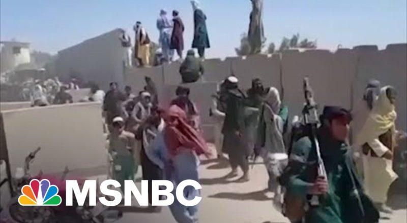 Former U.S. Ambassador To Afghanistan: U.S. 'Gave Up' On Afghan Government 1