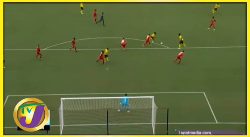 Only Vaccinated Fans Could See Reggae Boyz - August 11 2021 1