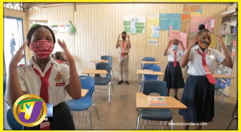 PIOJ Survey Highlights Education Crisis in Jamaica   TVJ News - August 11 2021 1