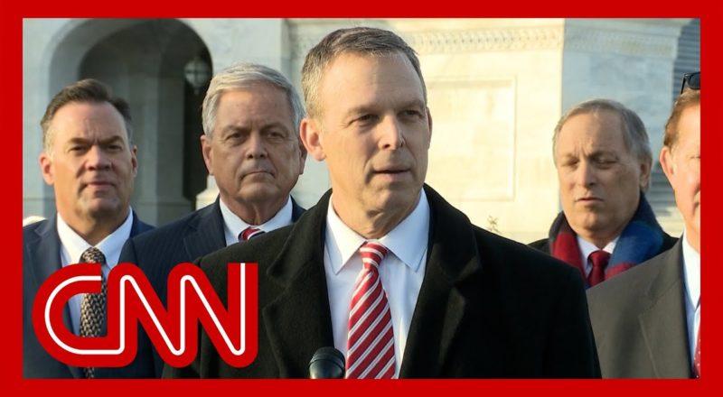 GOP lawmaker played a key role promoting Trump's big lie 1
