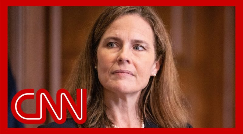 'A big deal': Toobin reacts to Amy Coney Barrett's vaccine ruling 1