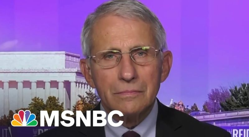 Dr. Fauci: The Only Way To Conquer This Virus Is By Working Together 3