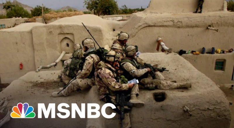 Fmr. NSC Member On Afghanistan: 'What We're Seeing Is A Tragic Collapse' 1