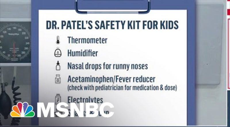 Dr. Kavita Patel: Be Prepared If Your Child Gets Sick 4