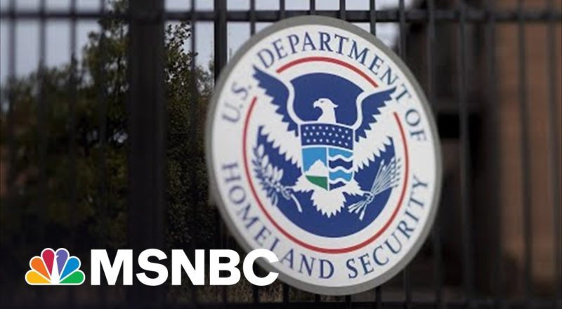 DHS Issues Terrorism Advisory Amid 'Heightened Threat Environment' 1